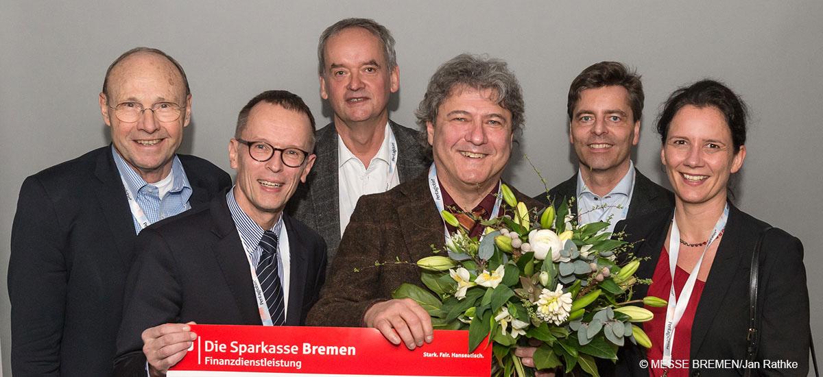 Permalink to:Hanse-Preis für Intensivmedizin